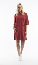 Load image into Gallery viewer, Orientique Cowl Dress