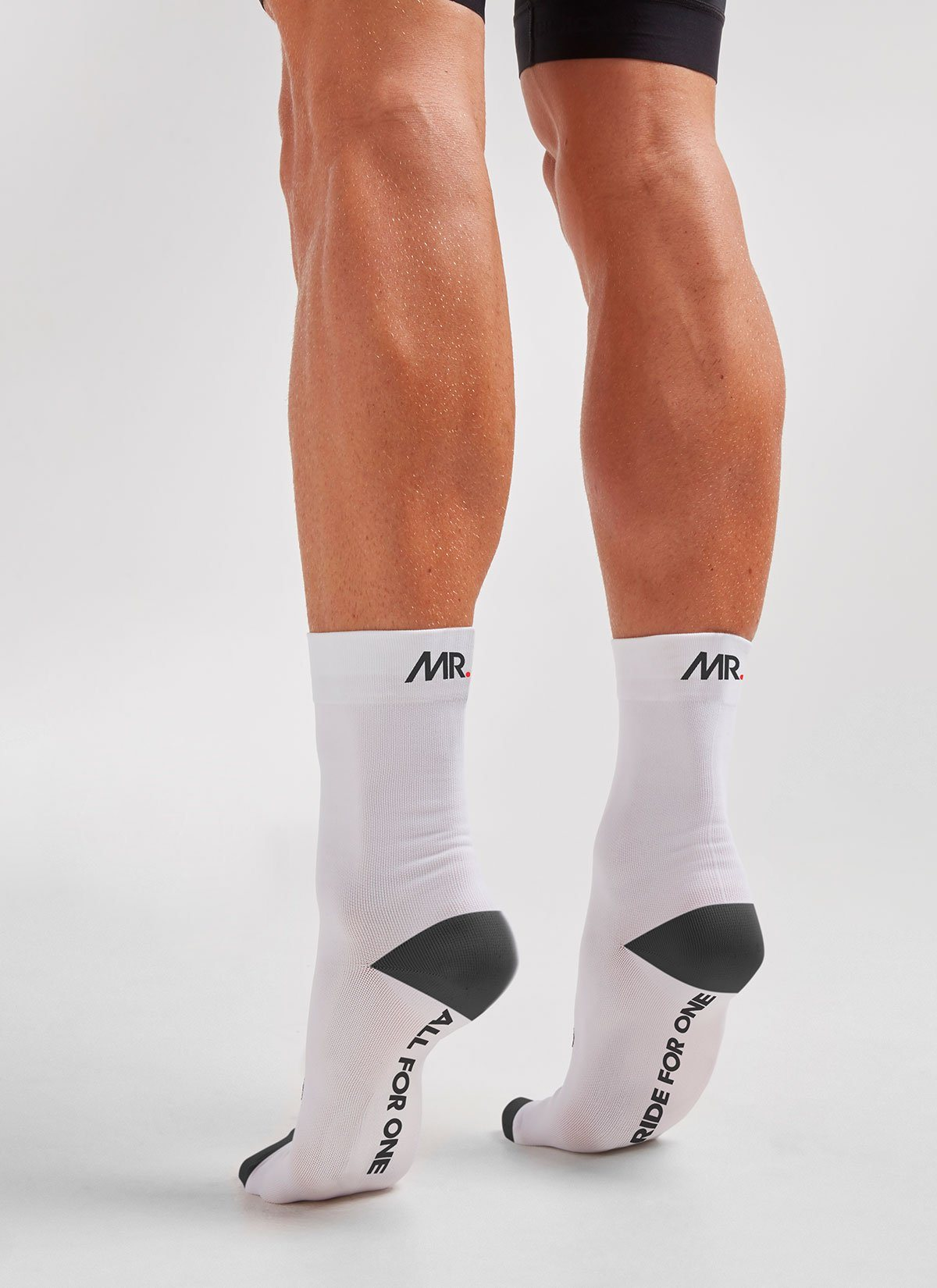 ManRide Necessary Socks - White