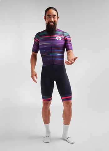 Men's Essentials TEAM Jersey - Man Ride Chaos