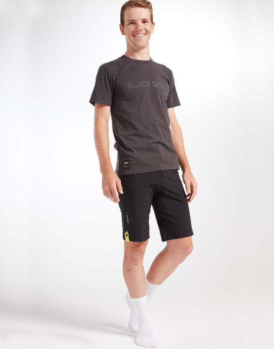 Men's Adventure ActiveCotton Tee - Grey Marle