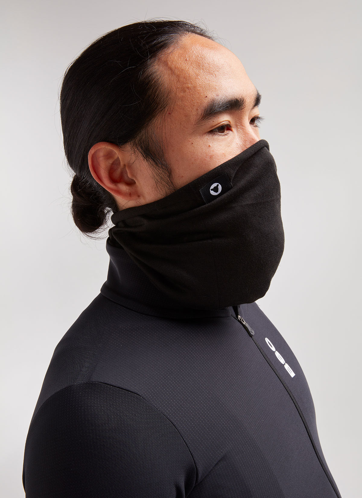 Elements North South Neck Warmer - Black - OS
