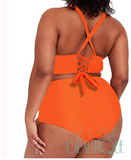 Tangerine Two Piece PLUS