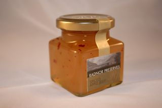 Spiced Apple Jelly