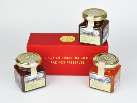 Gift Box of Seasonal Marmalades