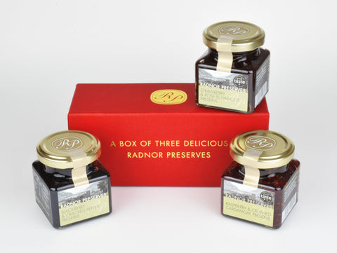 Gift Box of Seasonal Preserves