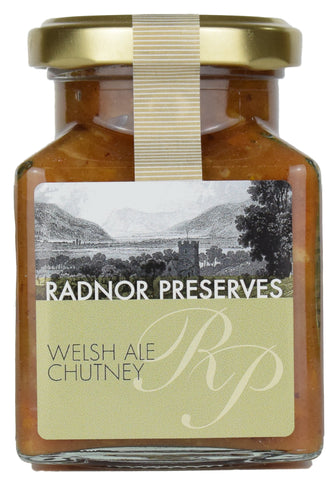 Welsh Ale Chutney