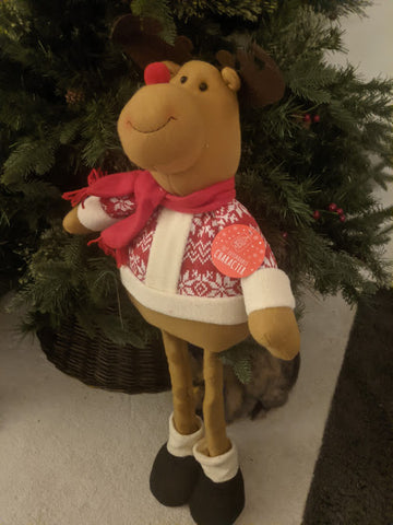 "Rudolph - 30"" Standing With Adjustable Legs"
