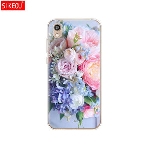 For Honor 8S Case Honor 8S Prime Case Soft TPU Silicon Phone Cover For Huawei Honor 8S 2020 KSE-LX9 Honor8S 8 S Back 5.71'' Case