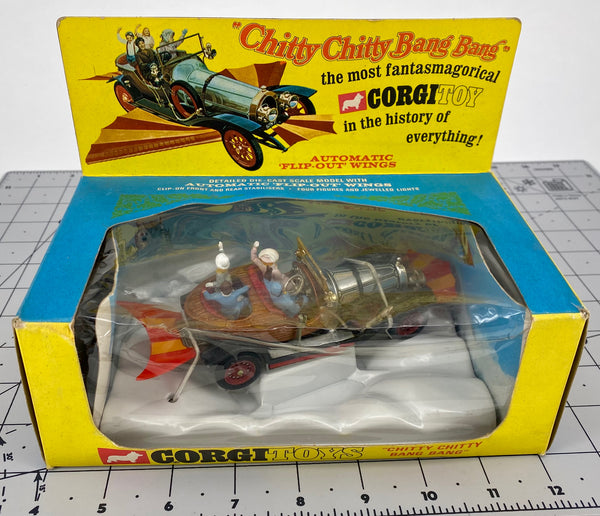 Boxed Corgi 266 Chitty Chitty Bang Bang