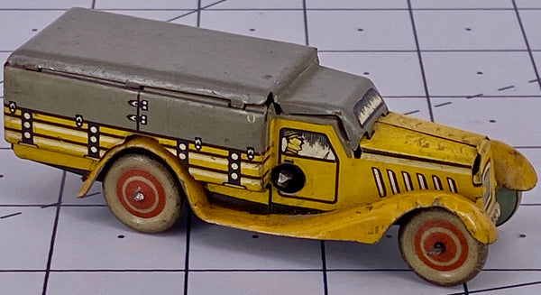 Tipp & Co Tinplate Truck