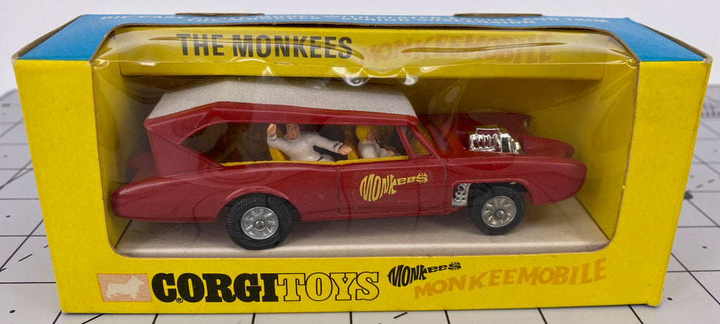 "Boxed Corgi 277 ""The Monkees"" Monkeemobile"