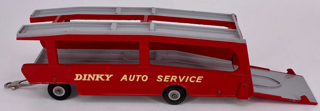 "Boxed Dinky 983 ""Dinky Auto Services"" Car Carrier with Trailer"