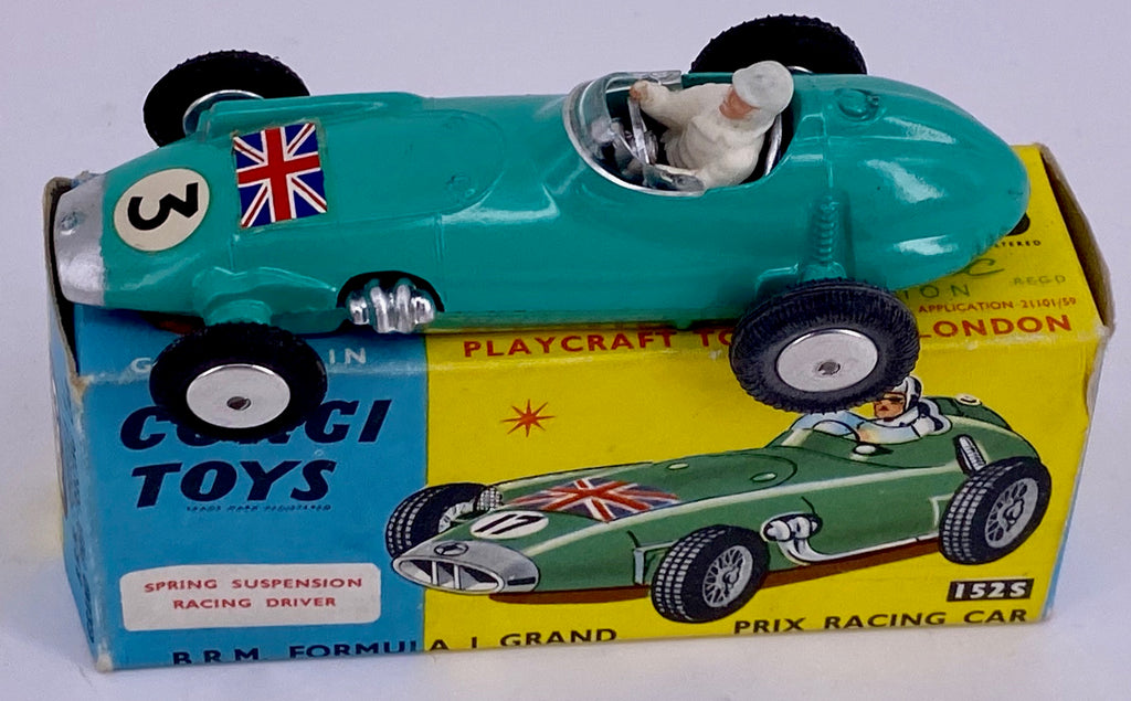 Boxed Corgi Gift Set No16 Ecurie Ecosse Racing Car Transporter