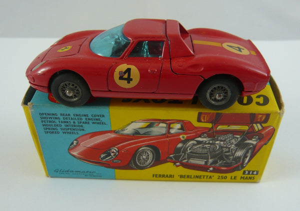 Original Corgi Boxed Ferrari Berlinetta 314