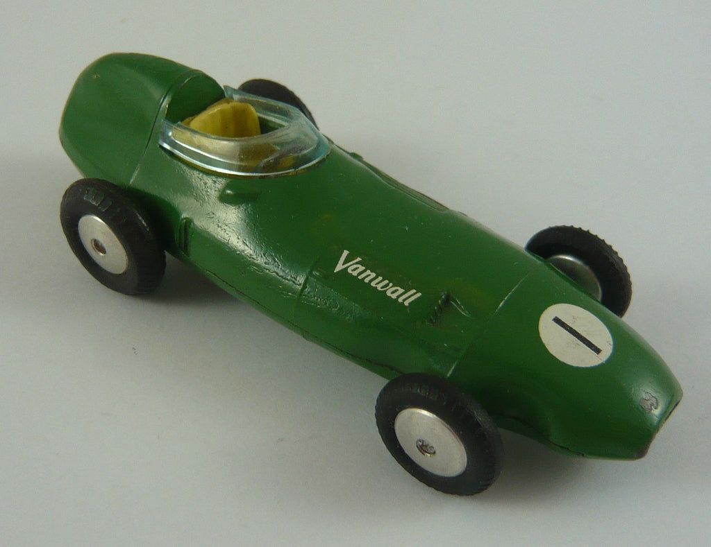 Original Corgi boxed Vanwall Formula 1 GP racing car