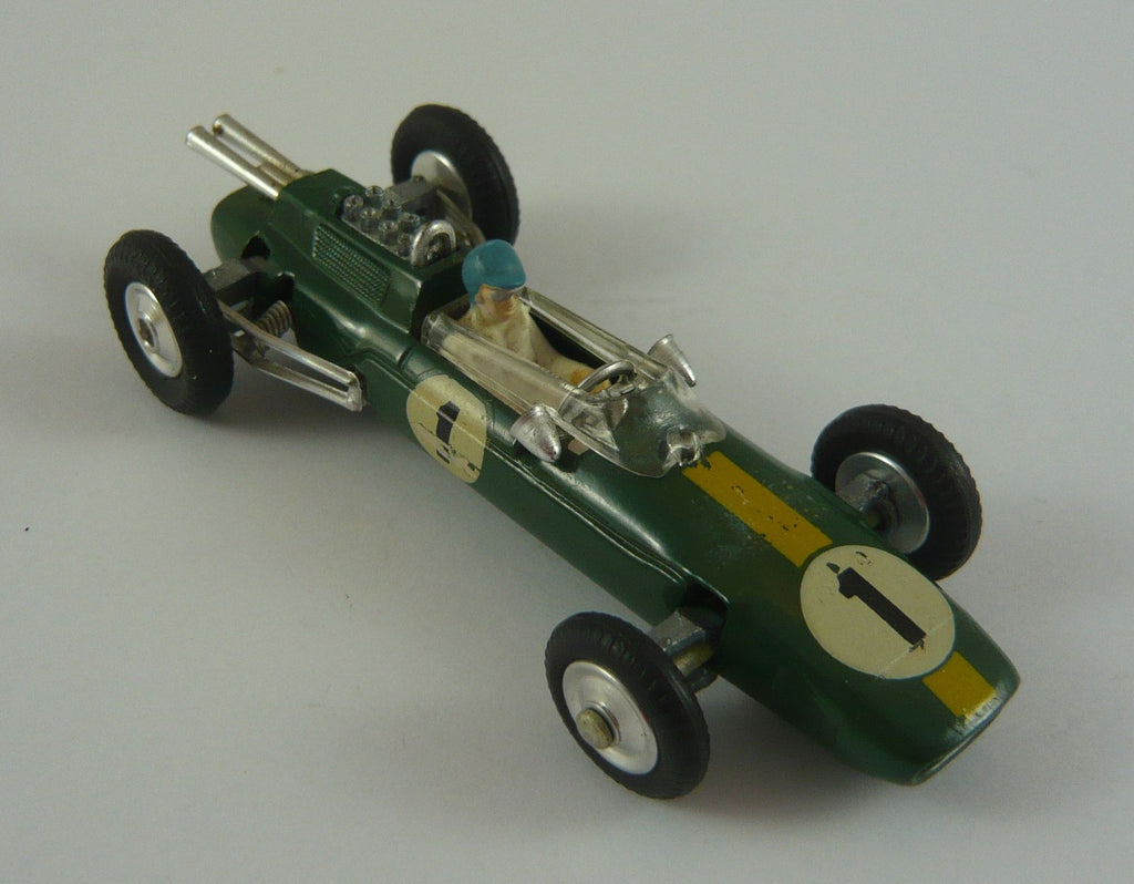 Original Corgi Boxed Lotus Climax Racing Car