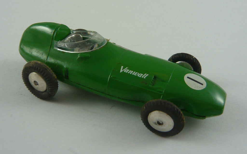 Original Corgi Boxed Vanwall F1 Grand Prix Racing Car