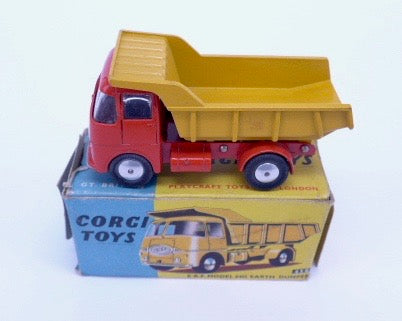 Original Boxed 458 ERF 64G Dumper