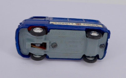 Original Boxed Corgi 464 Commer Police Van - County Police