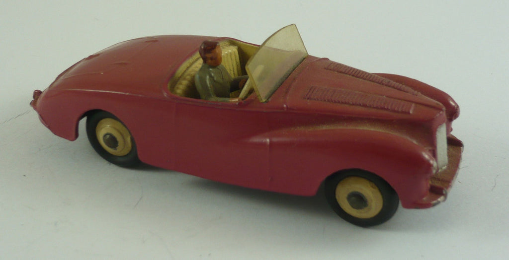 Original Boxed Dinky 101 Sunbeam Alpine