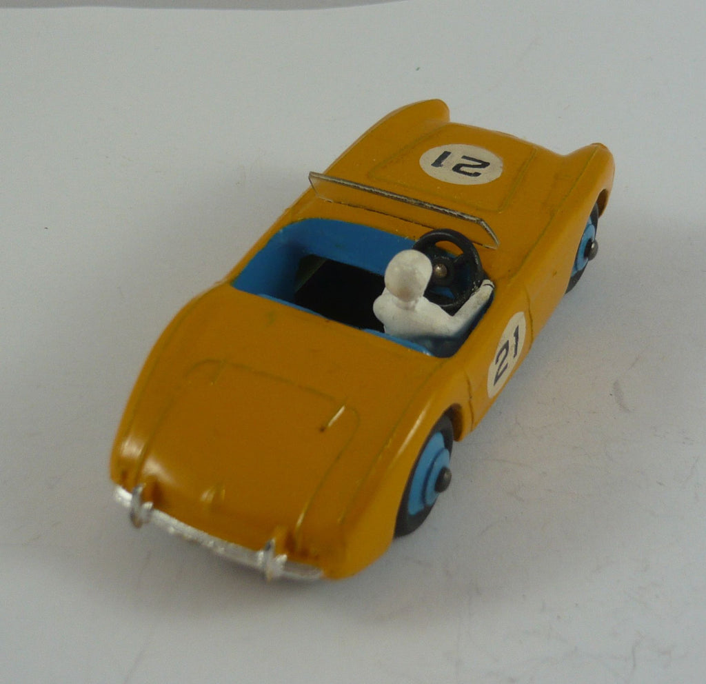 Original Dinky 109 Boxed Austin Healey 100 sports