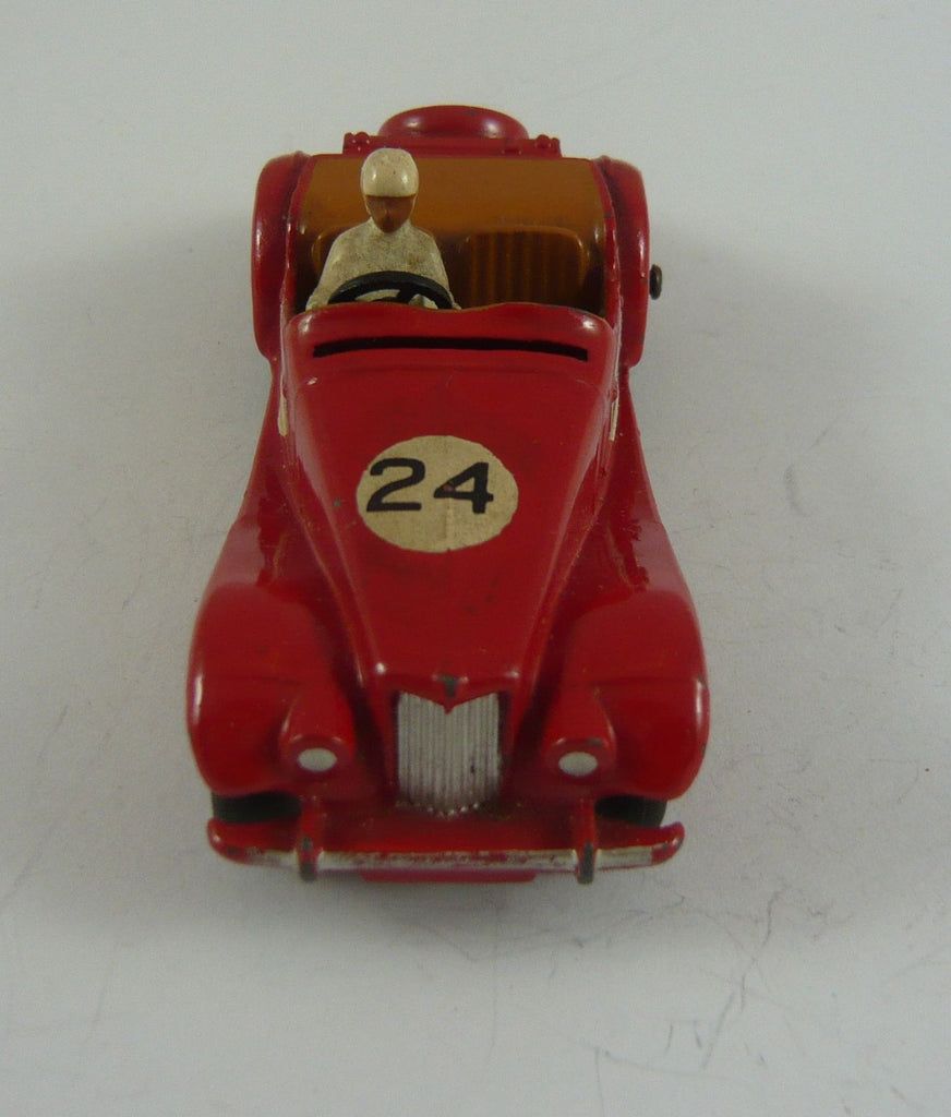 Original Dinky 108 Boxed MG Midget Sports