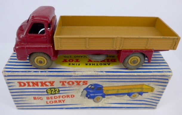 Boxed Dinky 922 Big Bedford Lorry