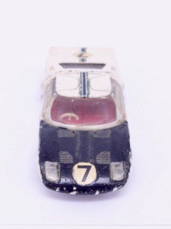 Dinky 215 Ford GT40 Le Mans Racing
