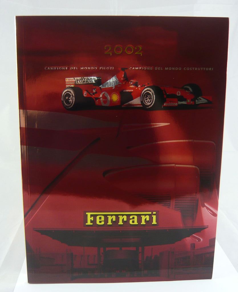 Ferrari Yearbook 1996