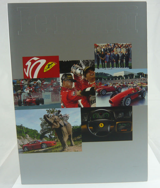 Ferrari Yearbook 1997
