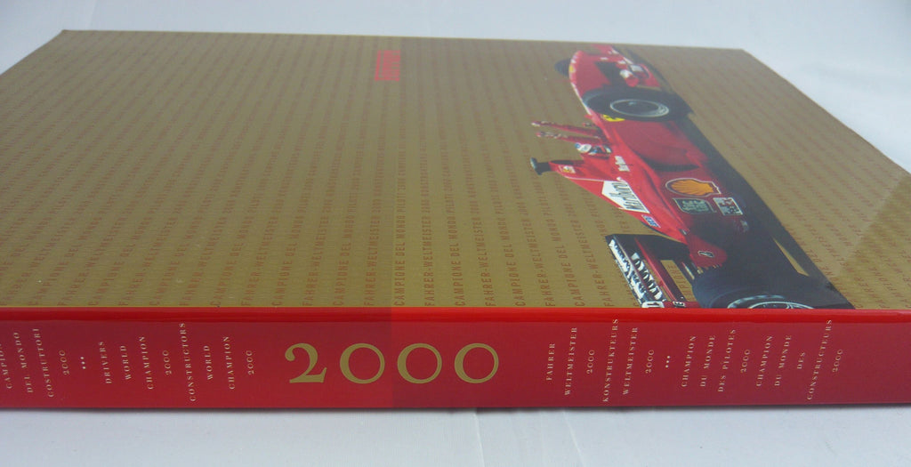 Ferrari Yearbook 2000