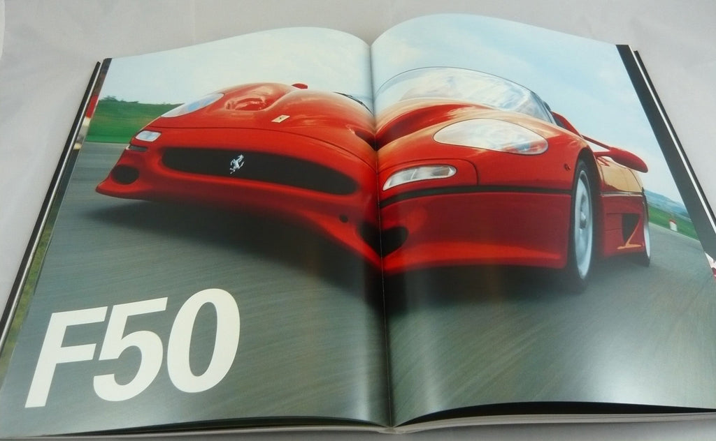 Ferrari Yearbook 1995