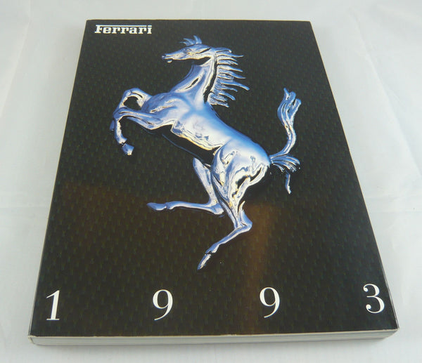 Ferrari Yearbook 1993