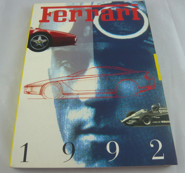 Ferrari Yearbook 1992