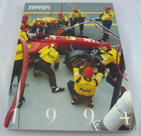 Ferrari Yearbook 1994