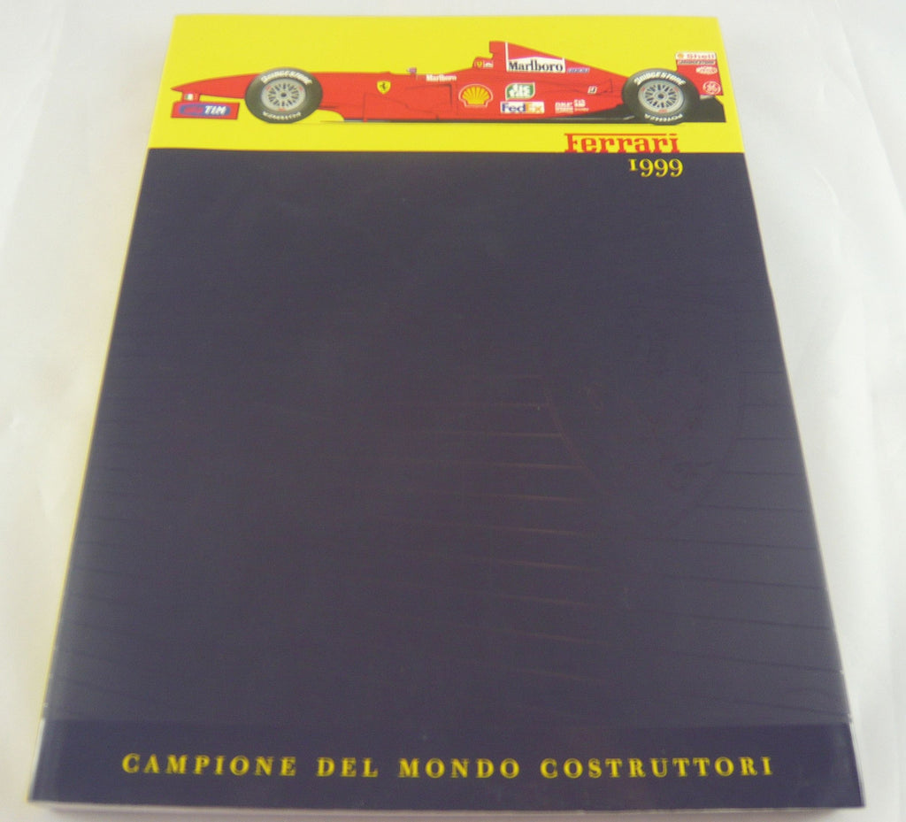 Ferrari Yearbook 1999