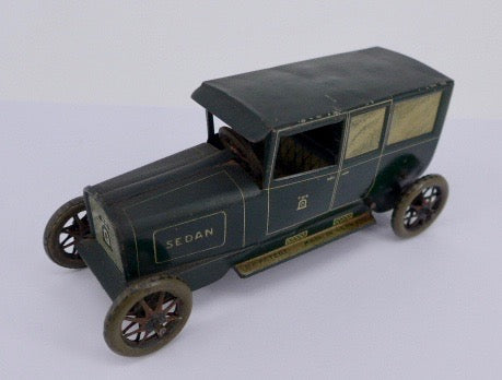1920's Lehmann 771  Garage with 765 Sedan Car
