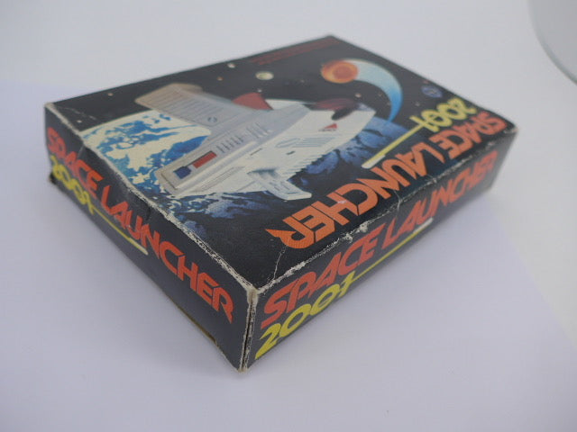 Original Boxed Space Toy 1970's Space Launcher 2001