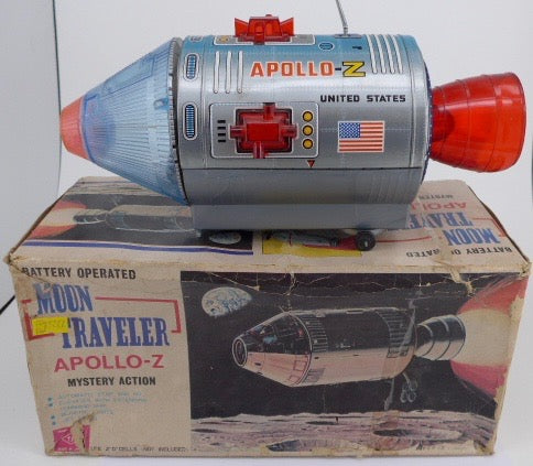 1969 Nomura Space Toy Apollo-Z Capsule