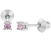 Baby Screw Back Earrings