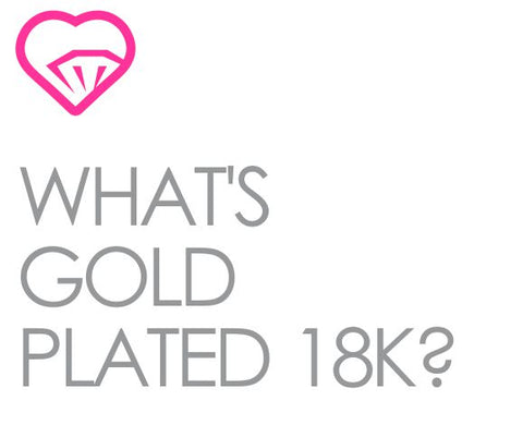 what is gold plated 18k