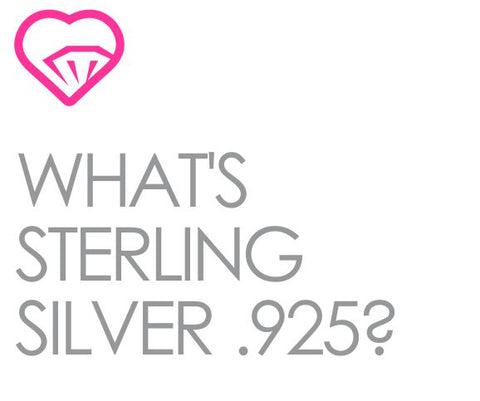 what is sterling silver 925
