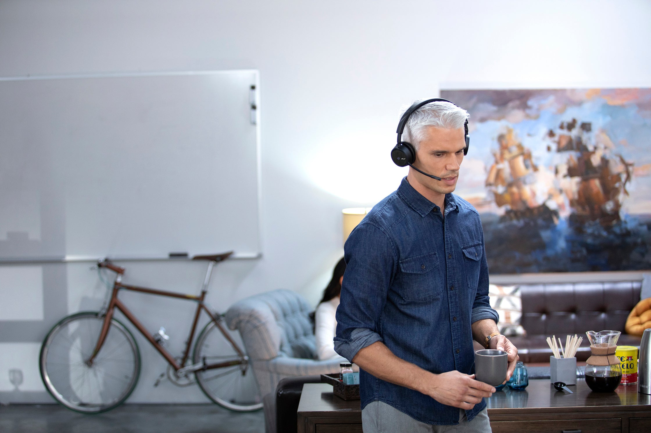 Bluetooth Office Headsets