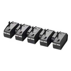 Charge Base, 3 Pins (with AC Power Supply) for CS500, W400 & W700 Series