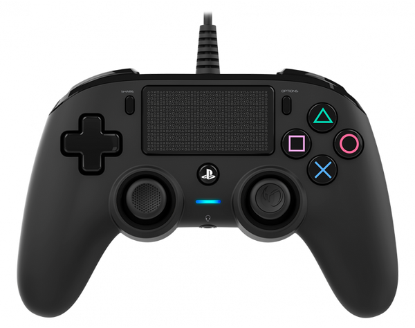 Nacon PS4 Official Wired Compact Controller