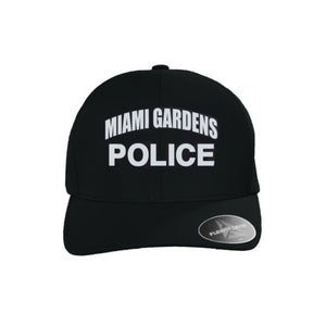 Miami Gardens Schools Police Department Flexfit Adult Delta X-Cap