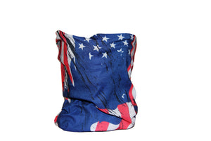 UC American Flag Faceshield