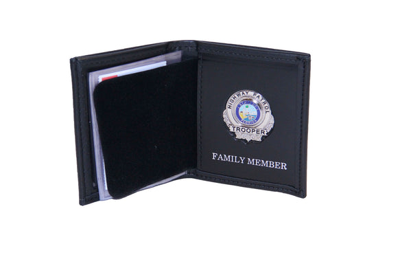Florida Highway Patrol Mini Badge ID holder and Wallet (110)