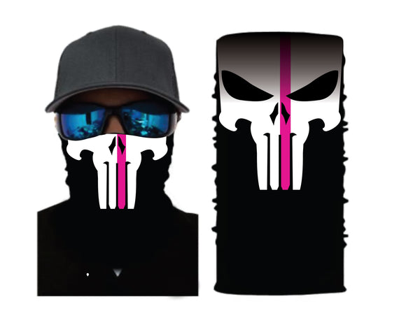 Uc Pink Punisher Faceshield