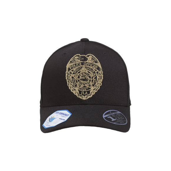 Miami Dade Police Department Flexfit Adult Pro-Formance  Solid Cap